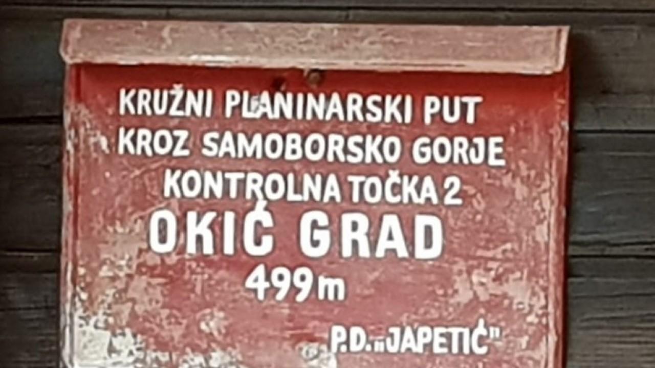 Jesenski pješački pohod na Okić