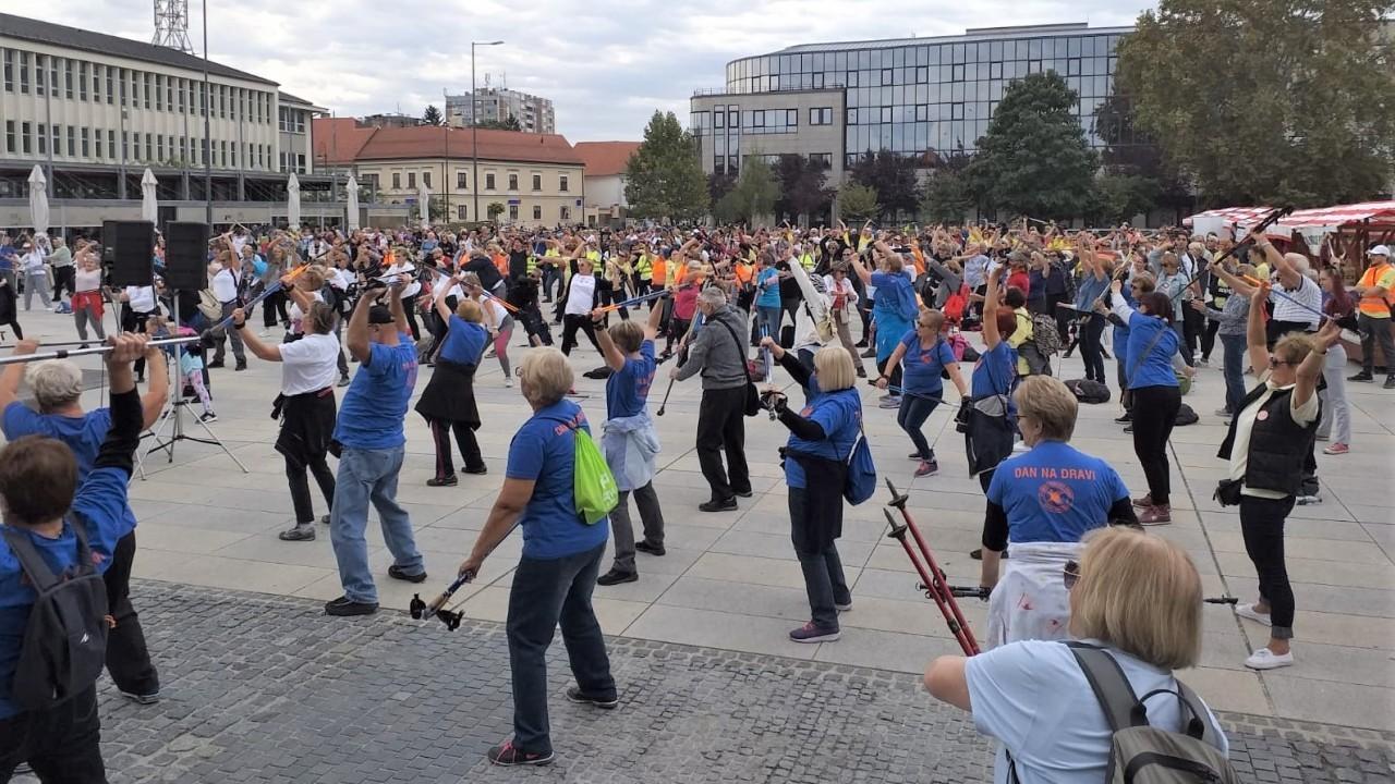 4. Varaždinski festival nordijskog hodanja i pješačenja
