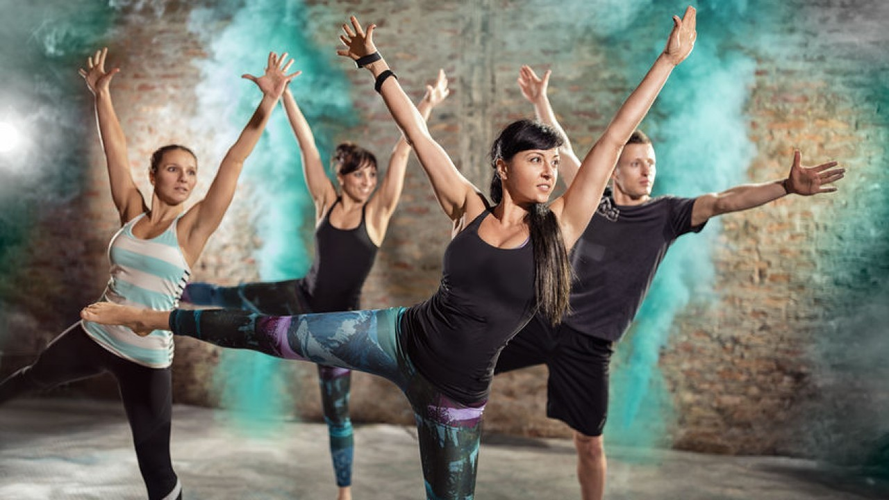 Dynamic pilates – novi program rekreacije