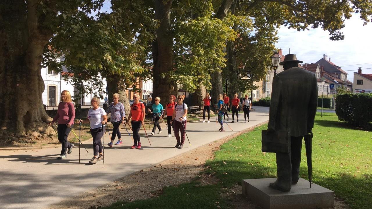 2. Festival nordijskog hodanja i pješačenja