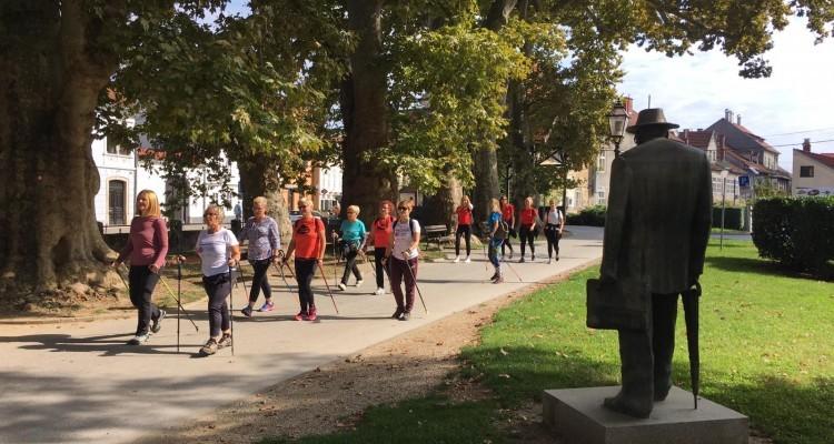 """2. Festival nordijskog hodanja i pješačenja """"U susret zdravlju"""""""